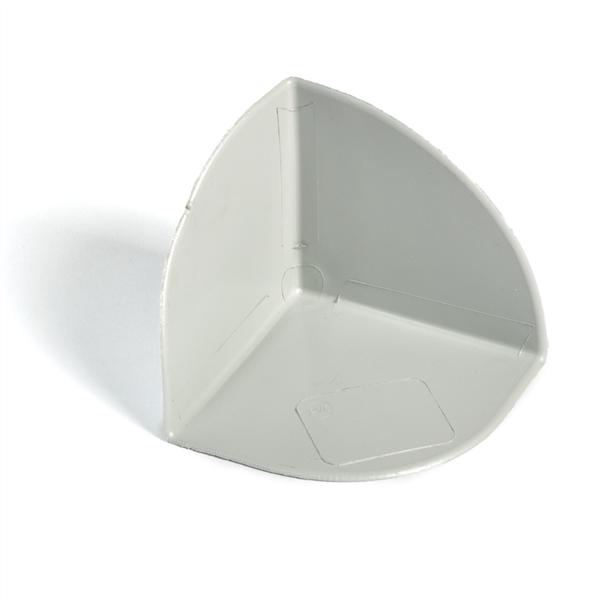 bauder pvc thermofol innenecke 90 paulus dach baustoffe. Black Bedroom Furniture Sets. Home Design Ideas