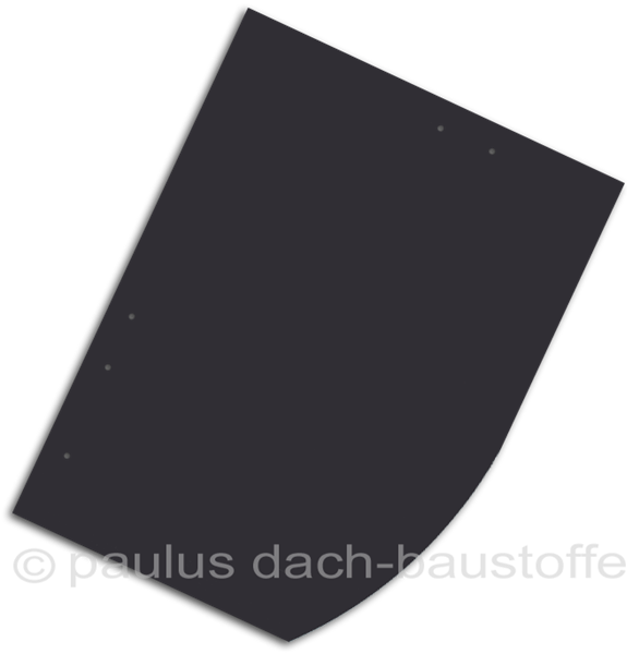 eternit dacora glatt 30x40 bgr blauschwarz paulus dach. Black Bedroom Furniture Sets. Home Design Ideas