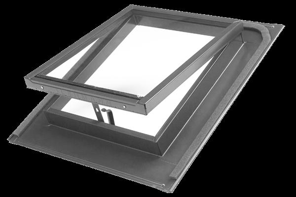 lehmann dachfenster 45x55 verzinkt paulus dach baustoffe. Black Bedroom Furniture Sets. Home Design Ideas