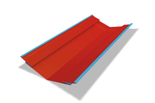 prefa sicherheitskehle stucco ziegelrot paulus dach baustoffe. Black Bedroom Furniture Sets. Home Design Ideas