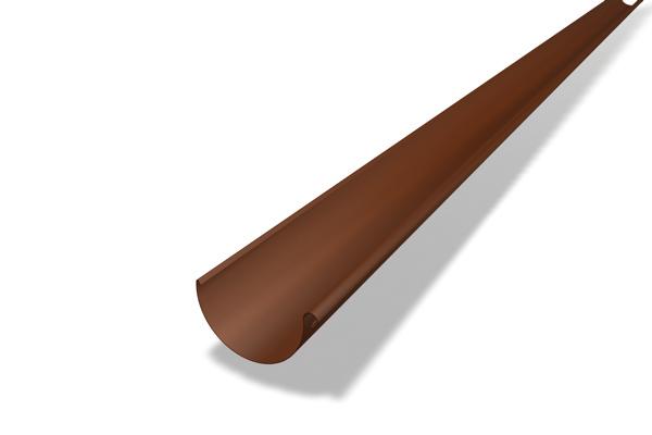 Fußboden Braun Thermos ~ Prefa alu dachrinne tlg braun paulus dach baustoffe