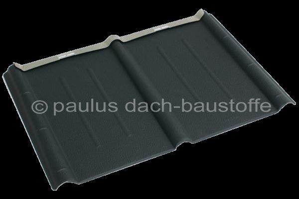 prefa dachplatte stucco anthrazit paulus dach baustoffe. Black Bedroom Furniture Sets. Home Design Ideas