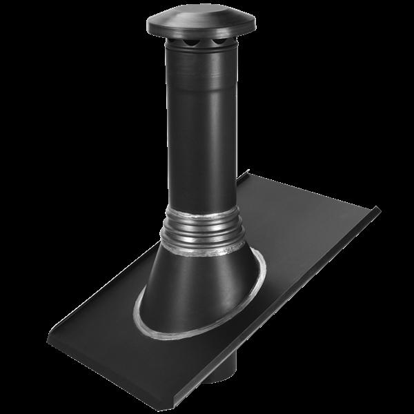 zink entl ftungsrohr 100 anthrazit paulus dach baustoffe. Black Bedroom Furniture Sets. Home Design Ideas