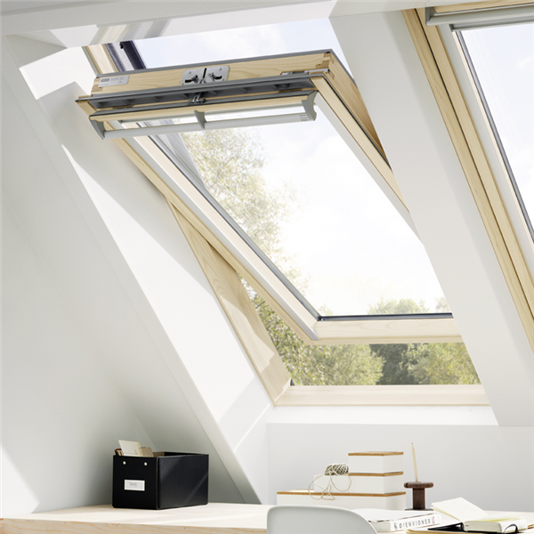 velux ggl mk10 3060 78x160 thermo plus paulus dach baustoffe. Black Bedroom Furniture Sets. Home Design Ideas