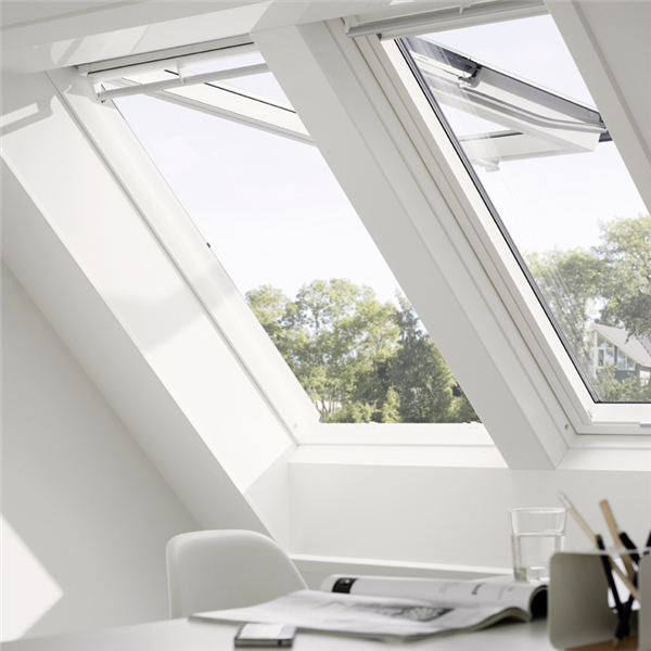 velux gpu ck04 0060 55x98 thermo plus paulus dach baustoffe. Black Bedroom Furniture Sets. Home Design Ideas