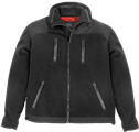 FHB Jacke Lothar Micro-Double-Fleece Gr.XL