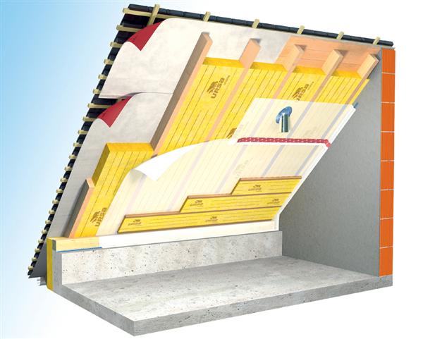 ursa geo untersparrenfilz usf 32 plus 60 mm paulus dach baustoffe. Black Bedroom Furniture Sets. Home Design Ideas